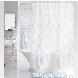 Fabric Shower Curtain Standard